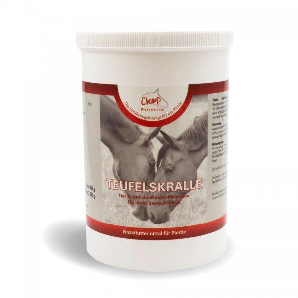Champ Teufelskralle für Pferde, 800 g