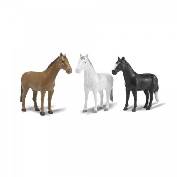 Bruder Pferd, verschiedene Farben
