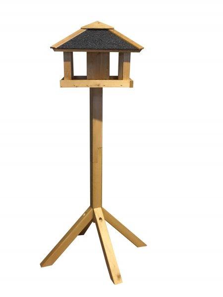 GardenLife Vogelhaus Blaavand, 37x 37x 114 cm