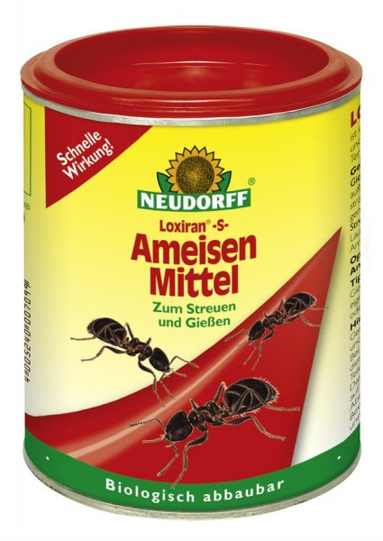 Neudorff Loxiran -S- Ameisenmittel, 250 g