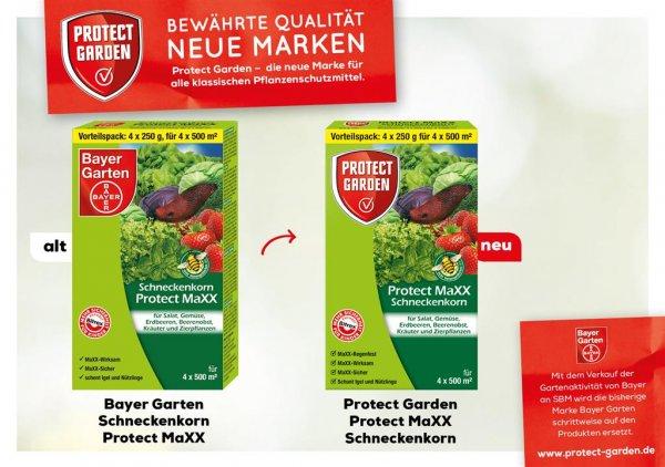 Protect Garden Protect MaXX Schneckenkorn, 1 kg