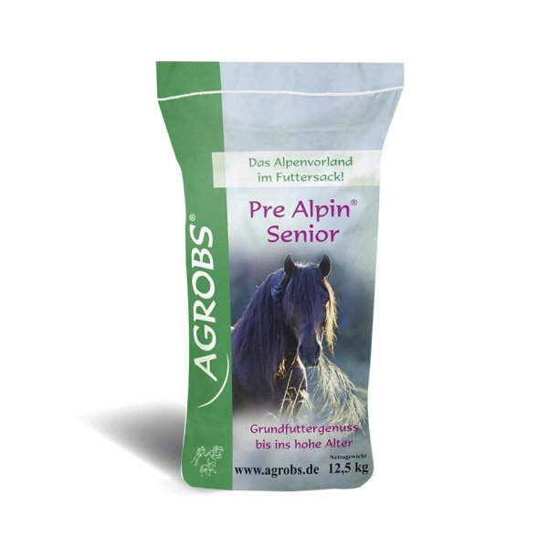 Agrobs Pre Alpin® Senior, 12,5 kg