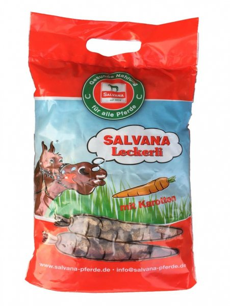 Salvana Leckerli Karotte, 2,5 kg