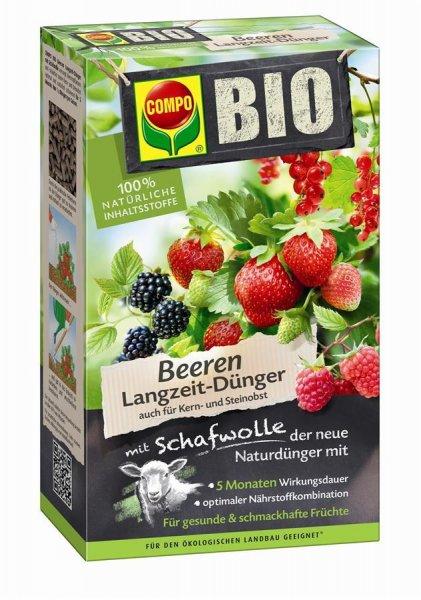 Compo Bio Beeren Langzeitdünger, 750 g