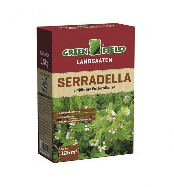 Greenfield Serradella, 500 g