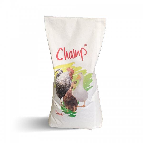 Champ Geflügelkörnerfutter Hühnerfutter, 15 kg