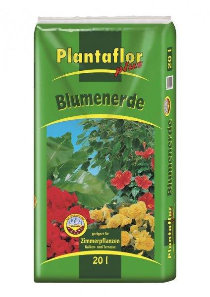 Plantaflor Blumenerde, 20 l