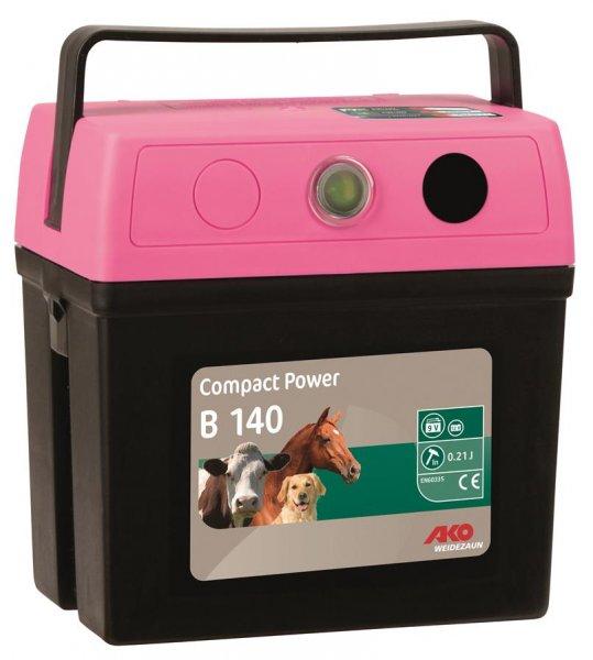 Kerbl Ako Compact Power B 140 pink, 9 V