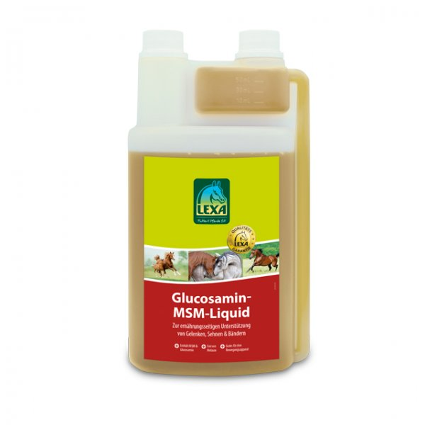 Lexa Glucosamin-MSM-Liquid, 1 l