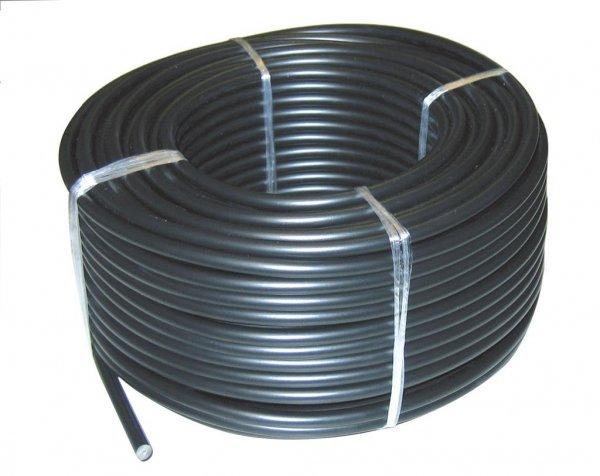 Kerbl Erdkabel mit innenliegender verzinnter Kupferleiter, 1 m