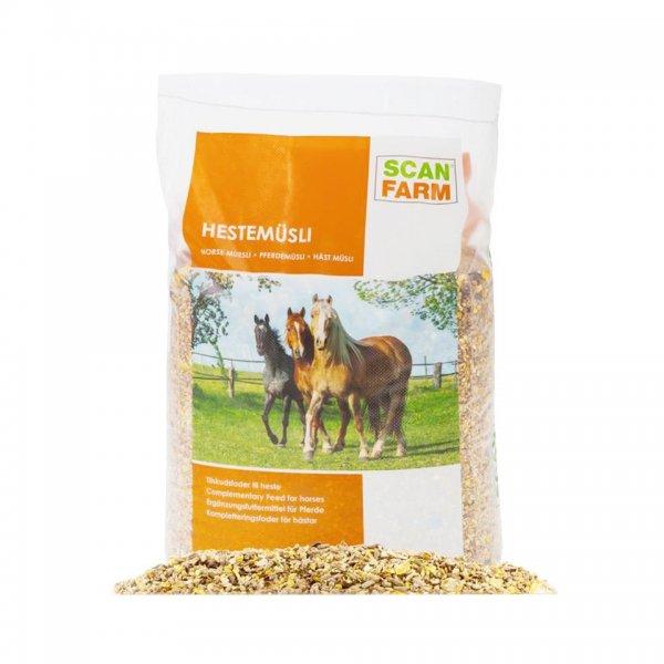 ScanFarm® Pferdemüsli, 15 kg