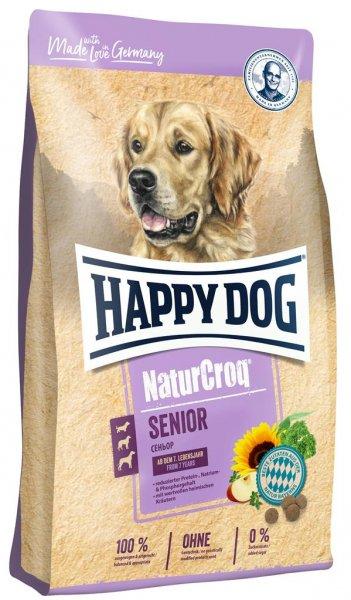 Happy Dog NaturCroq Senior, 4 kg