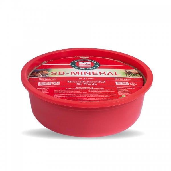 Salvana SB Mineral Leckschale, 10 kg
