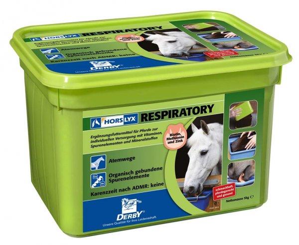 Derby® Horslyx Respiratory Leckstein für Pferde, 5 kg
