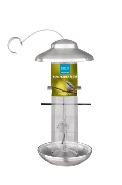GardenLife Bird Feeder, 17x 36 cm