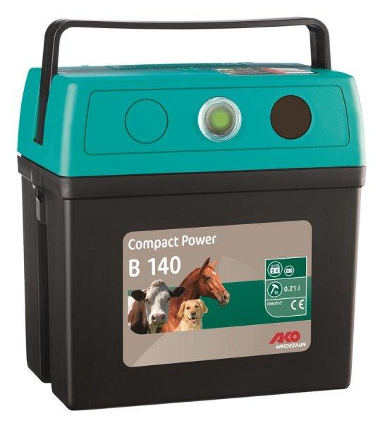 Kerbl Ako Compact Power B 140 petrol, 9 V
