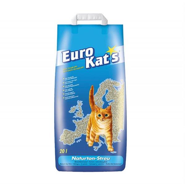 Biokat`s Eurokat`s Katzenstreu, 20 l