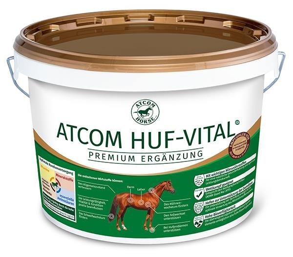 Atcom Huf-Vital, für Pferde, 5 kg