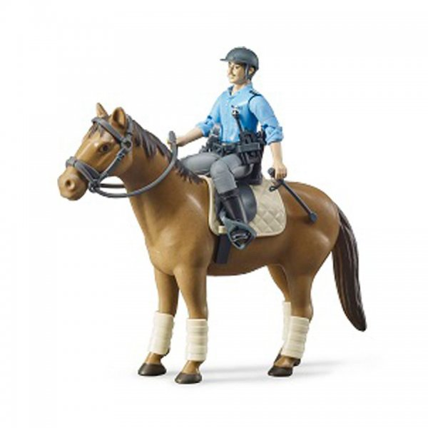 Bruder bworld Pferd & Polizist