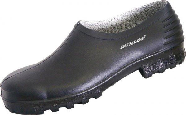 Dunlop Galosche, schwarz