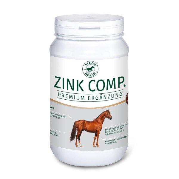 Atcom Zink Comp., für Pferde, 1 kg