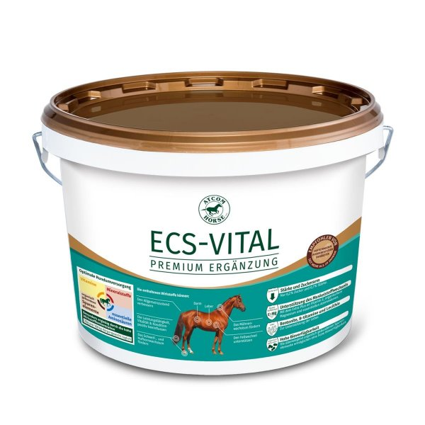 Atcom ECS-Vital, für Pferde, 5 kg