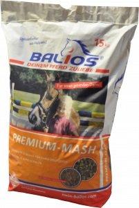 Balios Premium Mash für Pferde, 15 kg