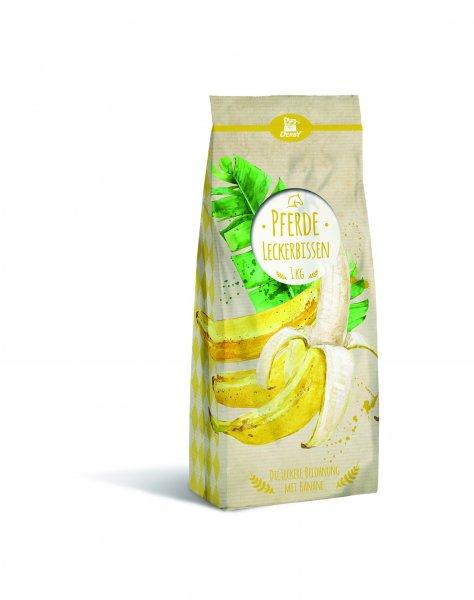 Derby® Leckerbissen Banane, 1 kg