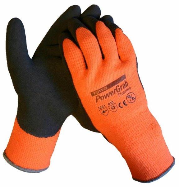 GUT Towa PG-Thermo, schwarz/orange