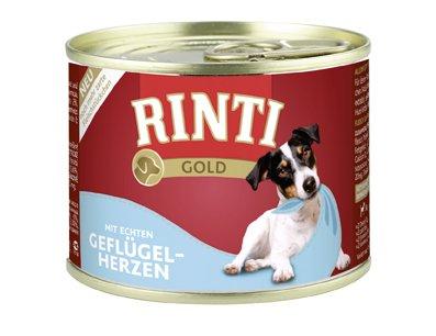 Rinti Gold Geflügelherzen, 185 g