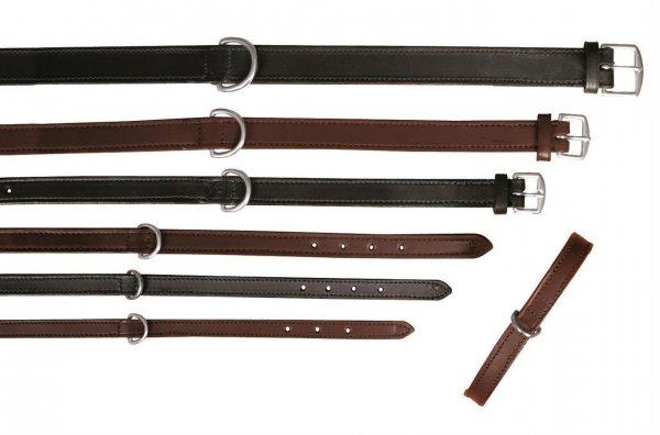 Trixie Active Halsband, Größe L-XL, 52-63 cm, 30 mm, cognac