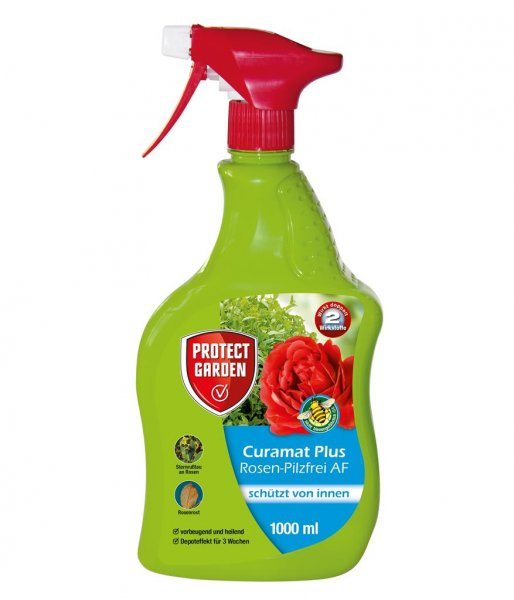 Protect Garden Curamat Plus Rosen-Pilzfrei AF, 1 l