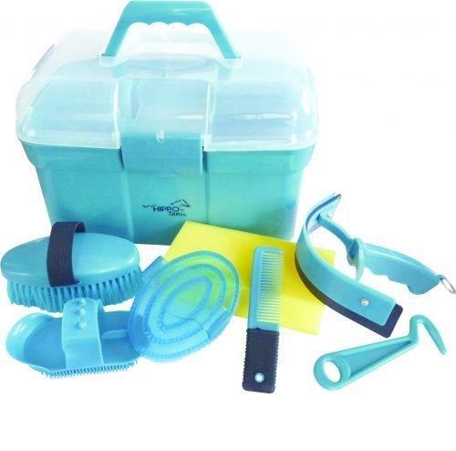 Ekkia Hippo-Tonic Putzbox, klein in verschiedenen Farben