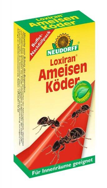 Neudorff Loxiran Ameisenköder, 2x 20 ml