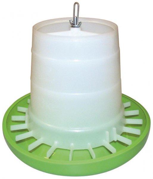 Ryom Geflügel Futterturm ohne Deckel, 5 kg
