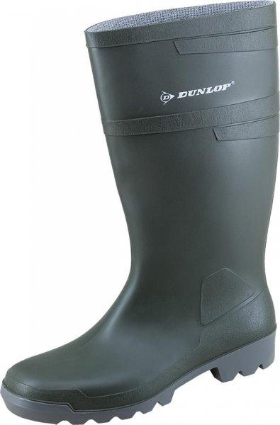 Dunlop PVC-Stiefel Hobby lang, grün