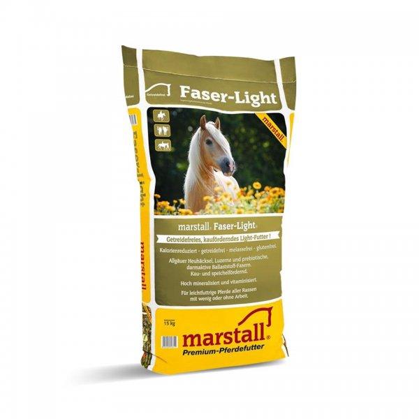 Marstall Faser-Light getreidefreies Pferdemüsli, 15 kg