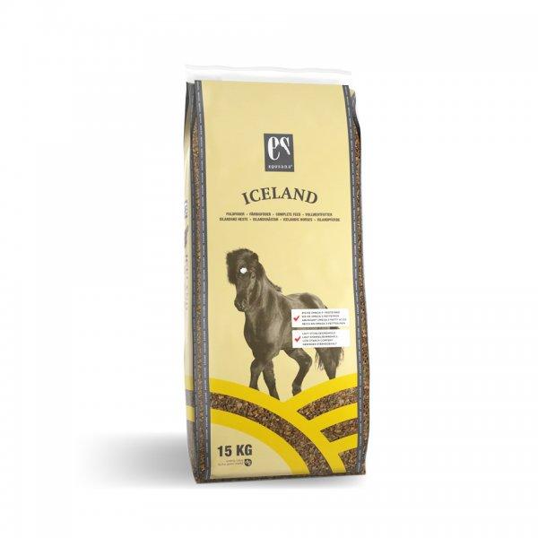 Equsana Iceland Müsli für Islandpferde, 15 kg