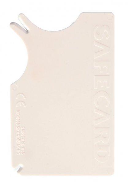 Trixie Safecard Zecken-Entferner, 8x5 cm, weiß