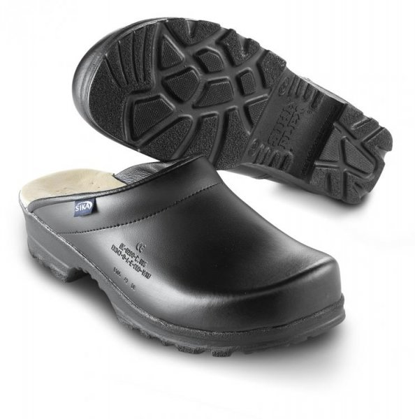 Sika Clog Flex LBS 8105, schwarz