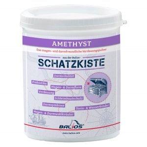 Balios Schatzkiste Amethyst, 700 g