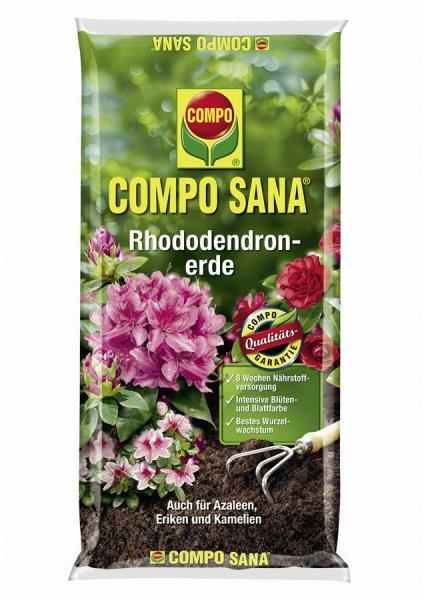 Compo Sana Rhododendronerde, 50 l