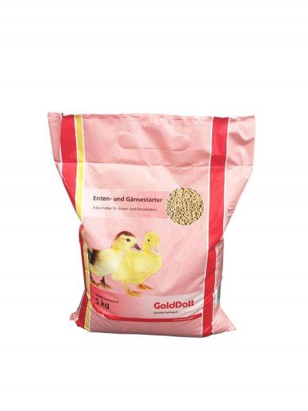 GoldDott Enten- und Gänsestarter, 5 kg