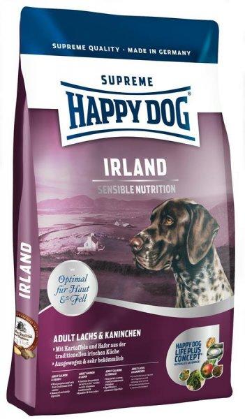 Happy Dog Supreme Irland Lachs/Kaninchen, 4 kg