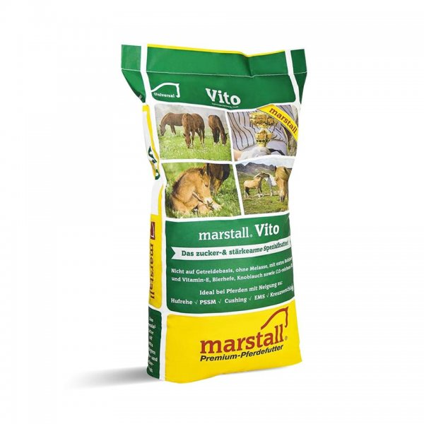 Marstall Vito, 20 kg