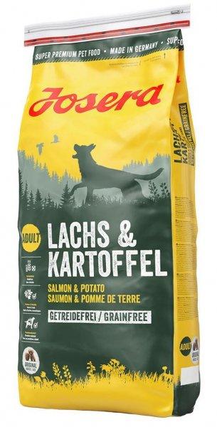 Josera Lachs & Kartoffel, 15 kg