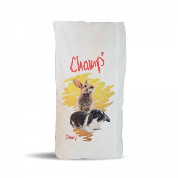 Champ Mümmelfit Kaninchenfutter GVO-frei, 15 Kg