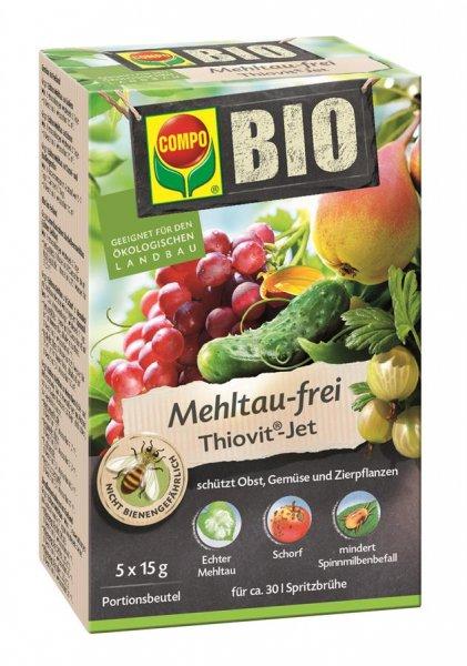 Compo Bio Mehltaufrei Thiovit Jet, 75 g