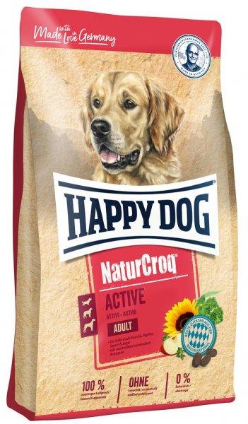 Happy Dog NaturCroq Active Adult, 15 kg