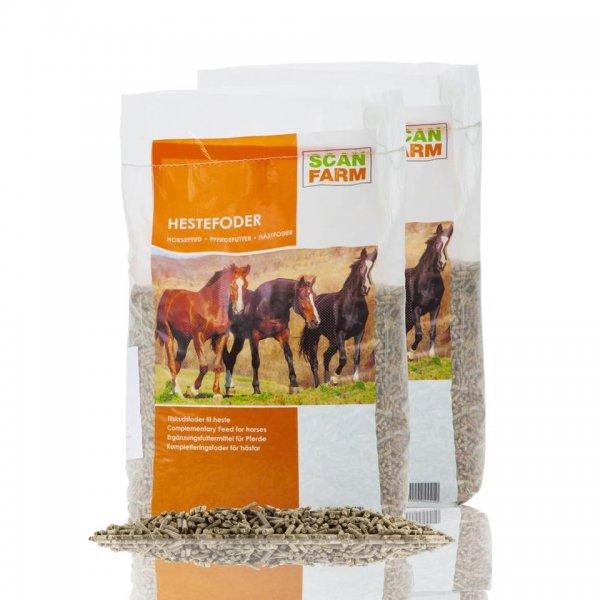 ScanFarm® Kraftfutter Pferde im Doppelpack, 2x 15 kg